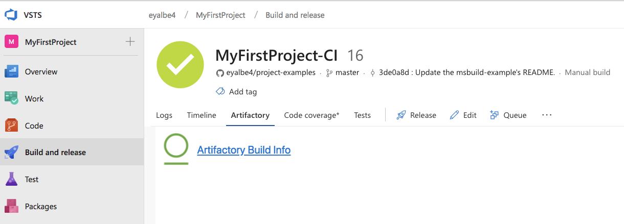 BuildInfo